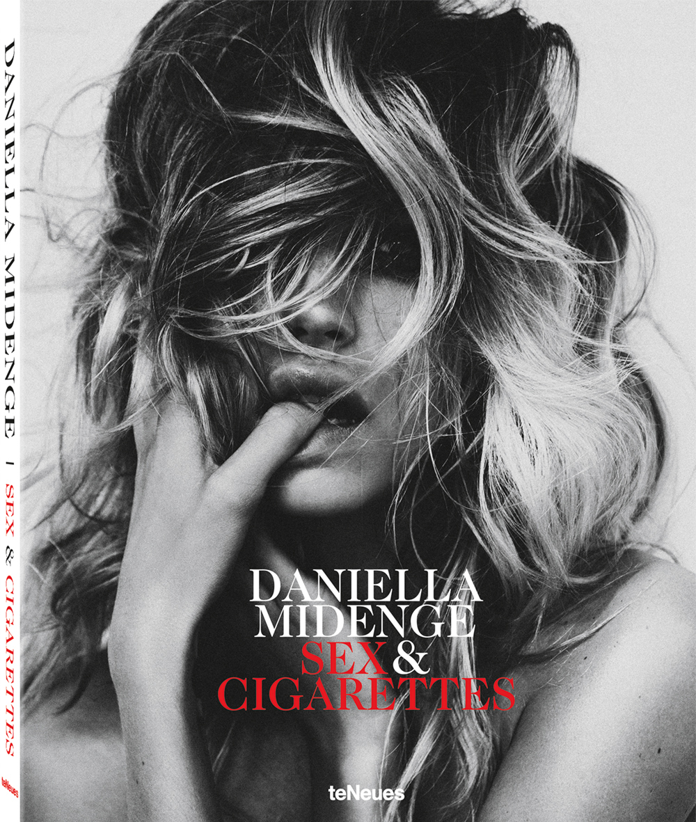 © Sex & Cigarettes by Daniella Midenge, published by teNeues, $ 75,  www.teneues.com