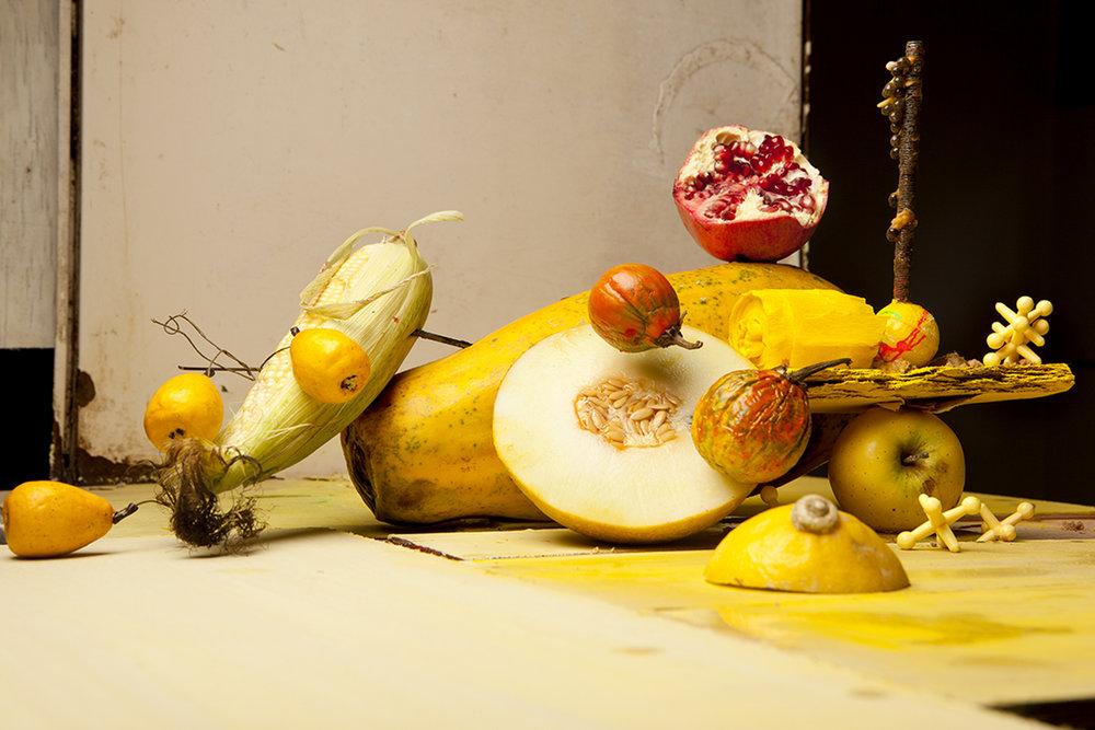 Yellow #2, 2013 © Lorenzo Vitturi, Courtesy Yossi Milo Gallery, New York
