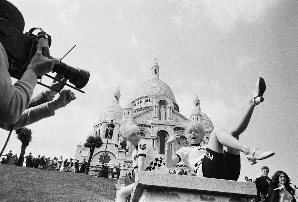 Courtesy and Copyright of Joel Meyerowitz   Paris, France, 1967