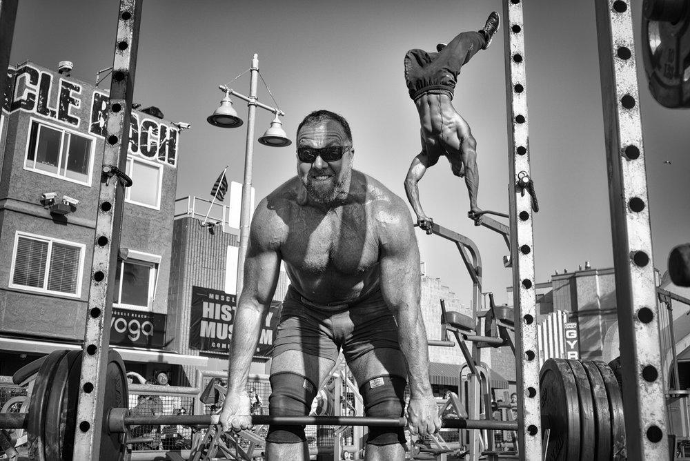 ©Dotan Saguy    Muscle Gym Beach