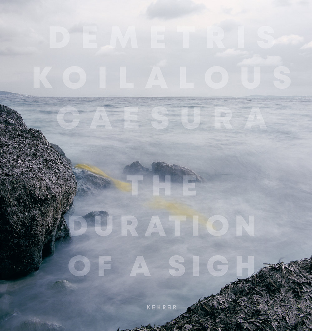 In portraits and landscapes this series reflects the transitory state of refugees who have crossed the Aegean Sea on their way to Europe. Texts by Demetris Koilalous, Bill Kouwenhoven Designed by Kehrer Design (Loreen Lampe)