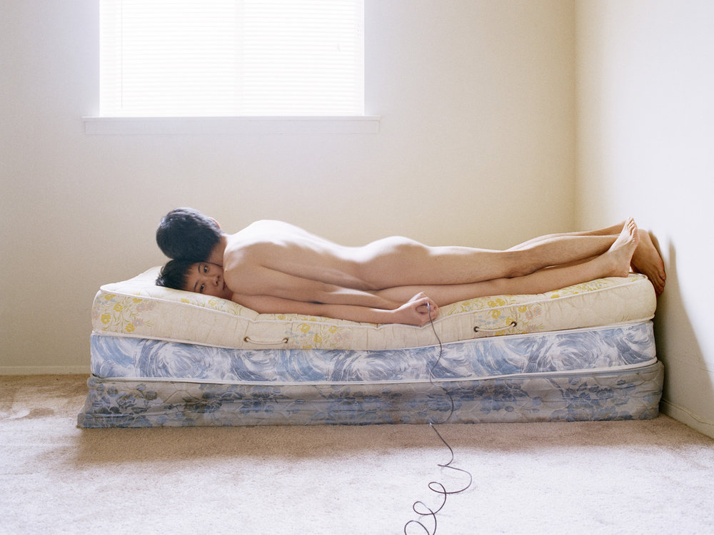 "Experimental Relationship © Pixy Liao  ""How to build a relationship with layered meanings"""