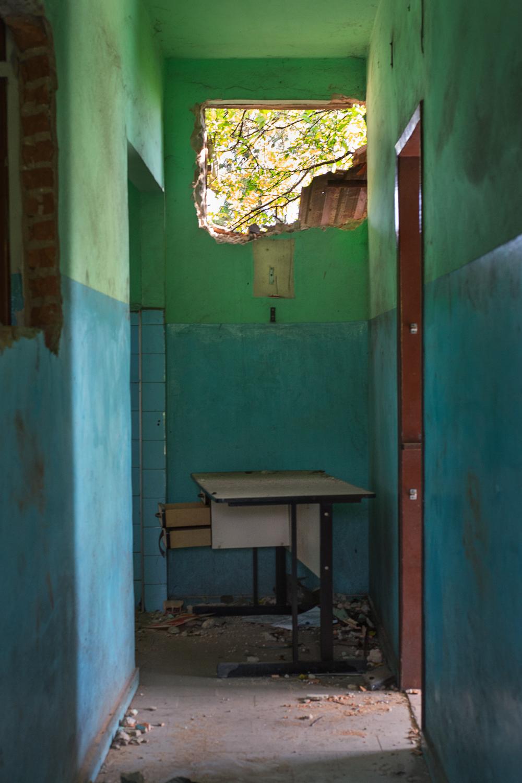 Office Hallway © Júlia Pontés