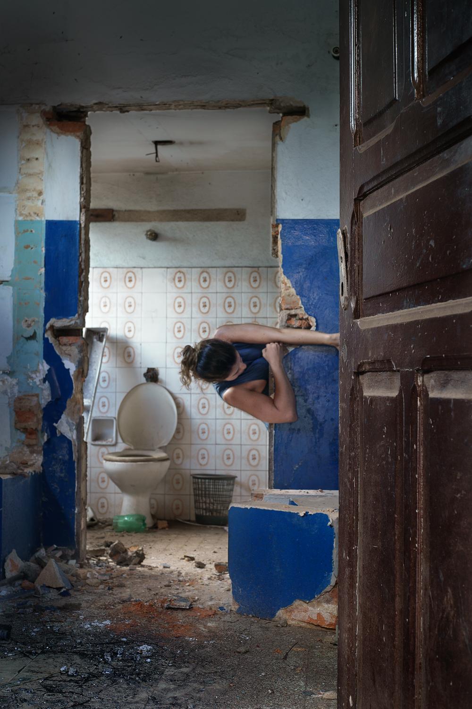 Male Restroom © Júlia Pontés
