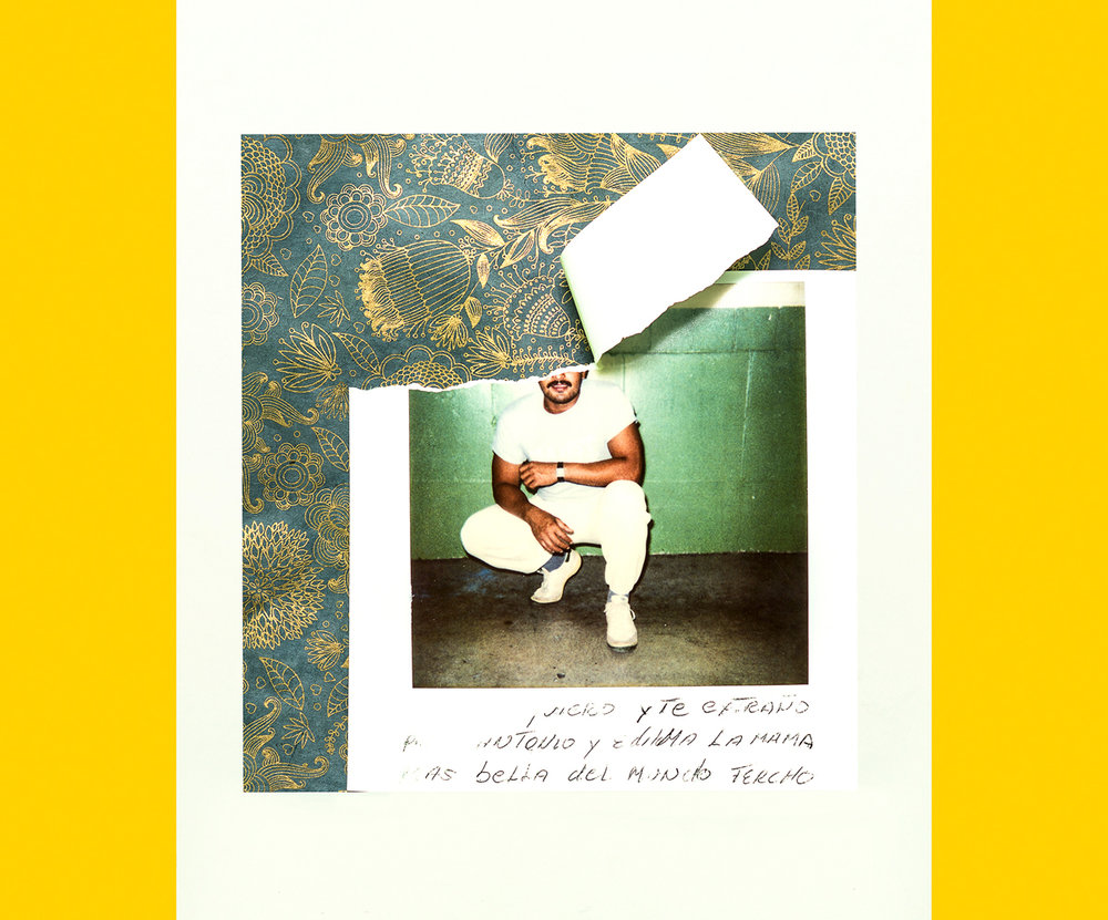 Letters From A Father, Fragments of the Masculine © Antonio Pulgarin