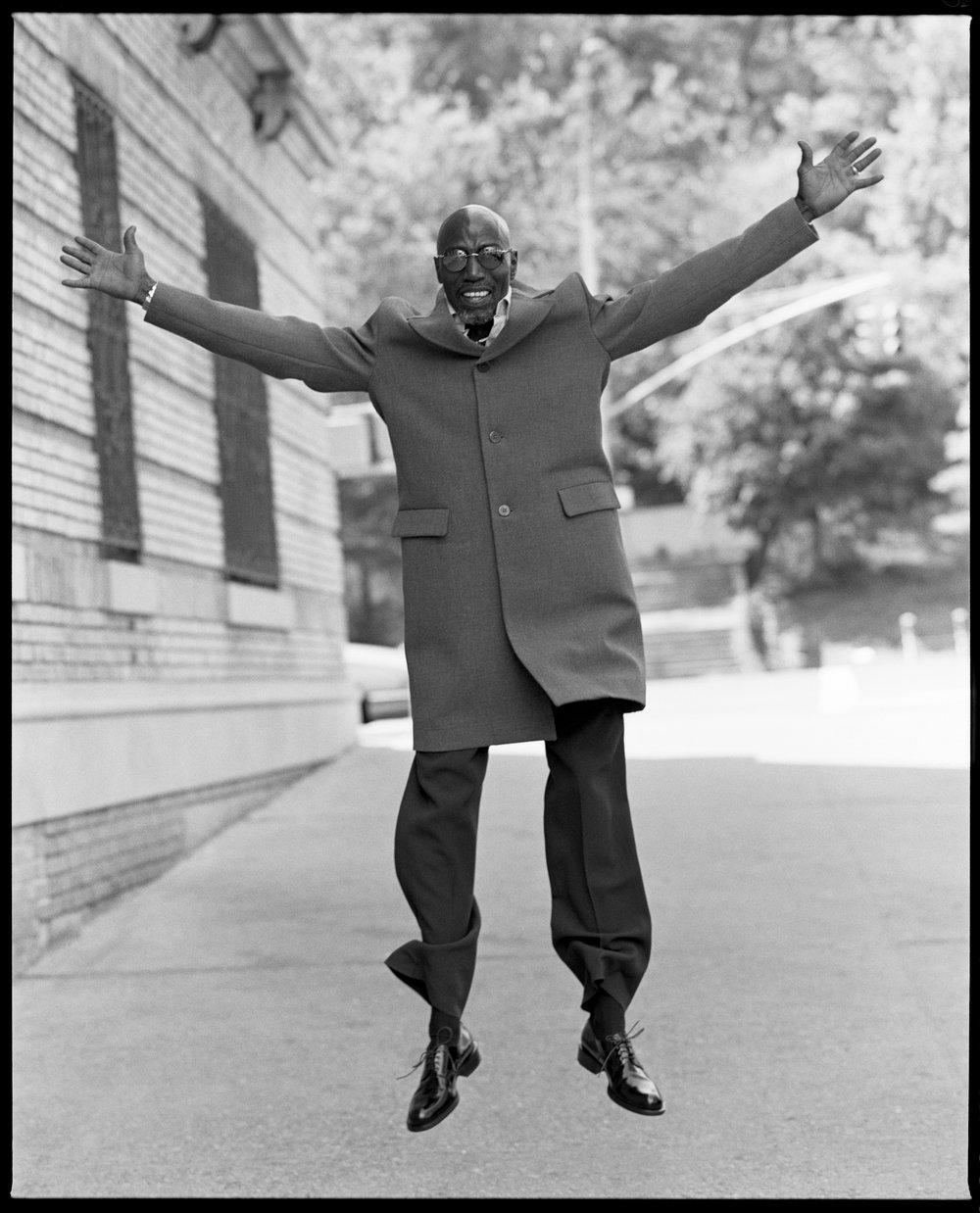 Thelonius Monk, J.R., 1998, New York City © Arthur Elgort