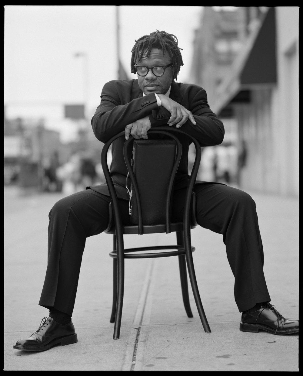 Don Byron, 2000, New York City © Arthur Elgort