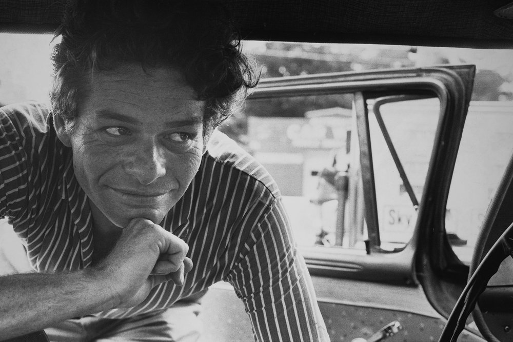 Portrait of Garry Winogrand by Judy Teller © Greenwich Entertainment
