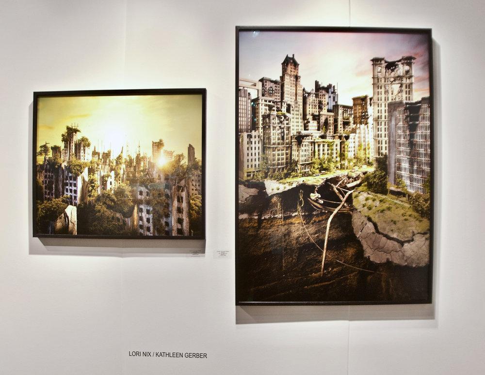 Photo of Lori Nix's work © Ruben Natal-San Miguel