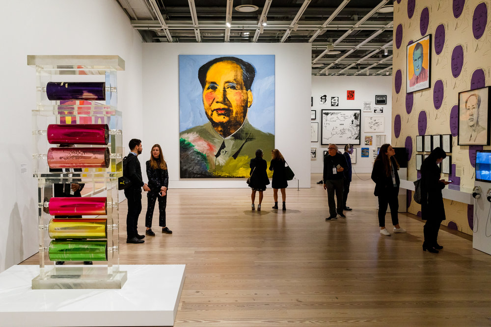 Andy Warhol� From A to B and  Back Again