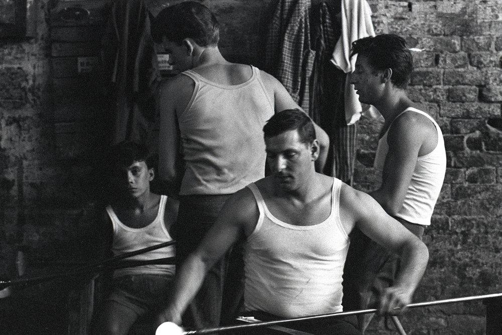 Glass blowers, Murano. Courtesy of © Hope Herman Wurmfeld