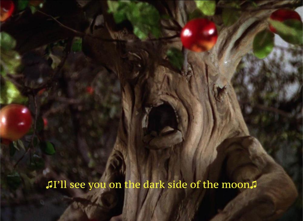 Image courtesy of Warner Bros. Lyrics by Roger Waters