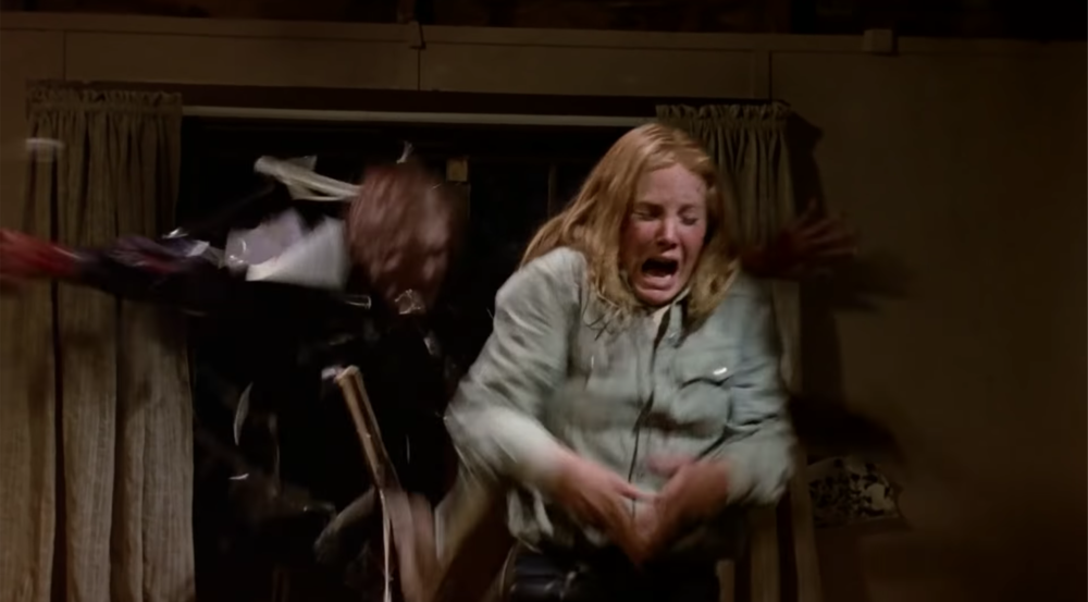 """""""Friday the 13th part 2"""" courtesy of Paramount."""