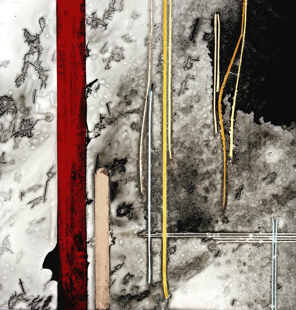 Untitled, 4 , 2017. Amy Finkelstein. Traditional c-print from 8x10 negative. 35 × 34 in (88.9 × 86.4 cm) © Amy Finkelstein. Courtesy of Elizabeth Houston Gallery