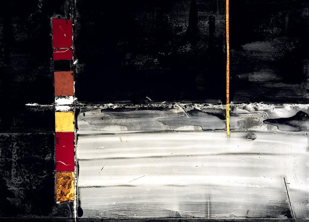 Untitled, 1  , 2017. Amy Finkelstein. Traditional c-print from 8x10 negative. 25 × 34 in (63.5 × 86.4 cm) © Amy Finkelstein. Courtesy of Elizabeth Houston Gallery