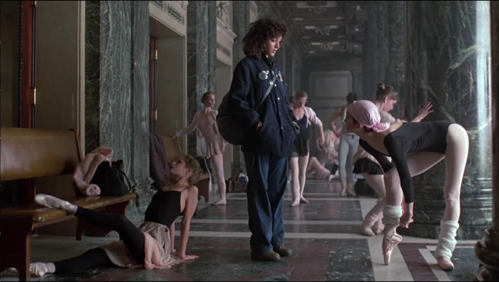 """Flashdance"" courtesy of Paramount."