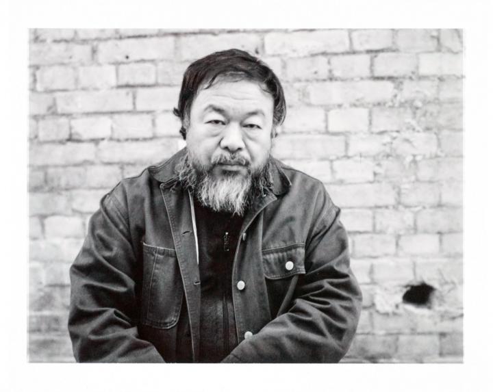 Ai Weiwei © Alfred Weidinger/Flickr