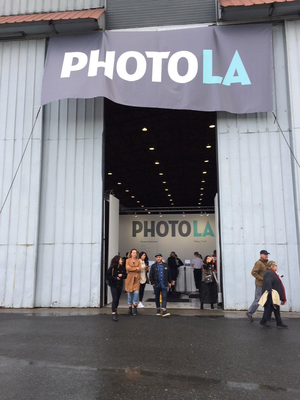 PhotoLA, Sunday, February 3, Barker Hangar  Photo by Judy Arthur