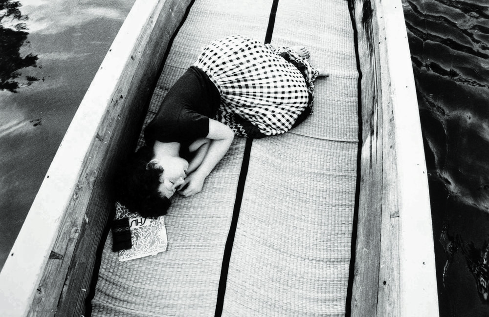 Ohne Titel, a.d.S. Sentimental Journey, 1971 . © Nobuyoshi Araki . Courtesy Museum der Moderne Salzburg.  Impossible Love  by Araki, published by  Steidl