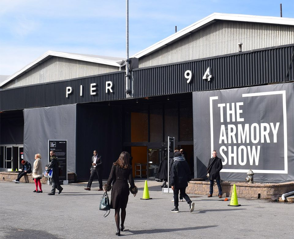 Image courtesy of the Armory Show