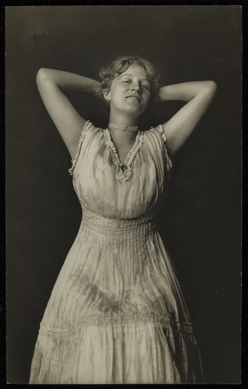 Flora Chandler Weston, The Lane Collection, Photograph © Museum of Fine Arts, Boston