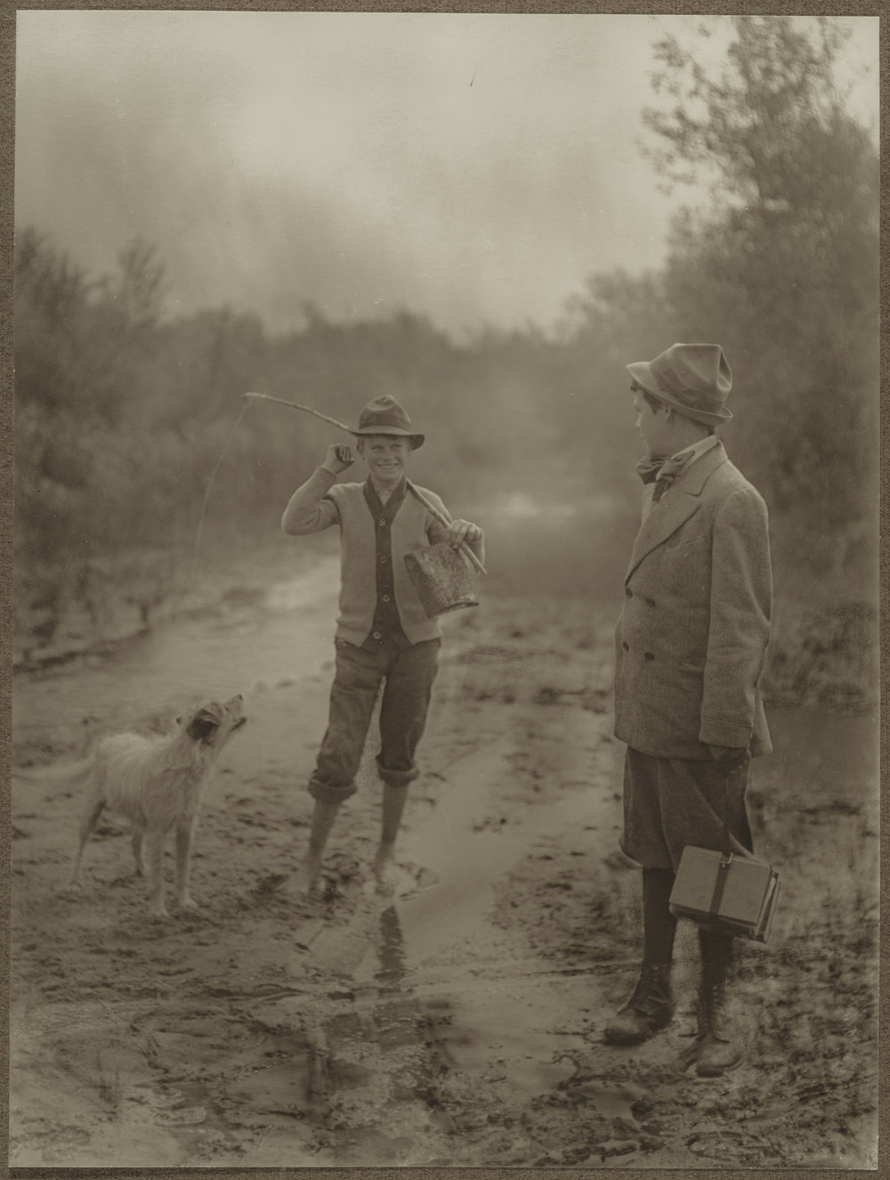 Let's Play Hookie, The Lane Collection, Photograph © Museum of Fine Arts, Boston