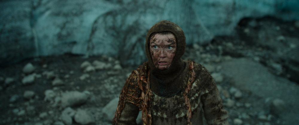 Halldóra Geirharðsdóttir in WOMAN AT WAR, a Magnolia Pictures release. Photo courtesy of Magnolia Pictures.