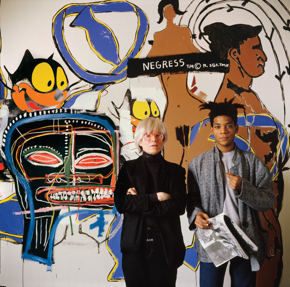 © Tseng Kwong Chi, Basquiat and Warhol, Art after Stonewall, Rizzoli New York