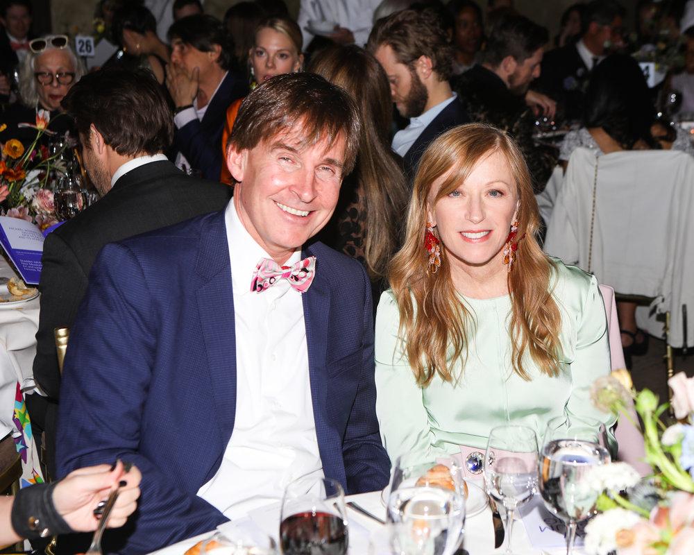 James Keith Brown and Cindy Sherman