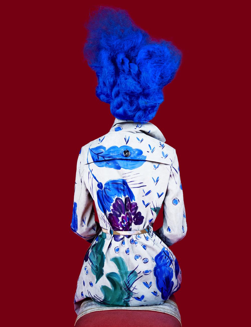 Erik Madigan Heck.   Numero Paris, Old Future, 2012.  ©Erik Madigan Heck/Courtesy Staley-Wise Gallery, New York