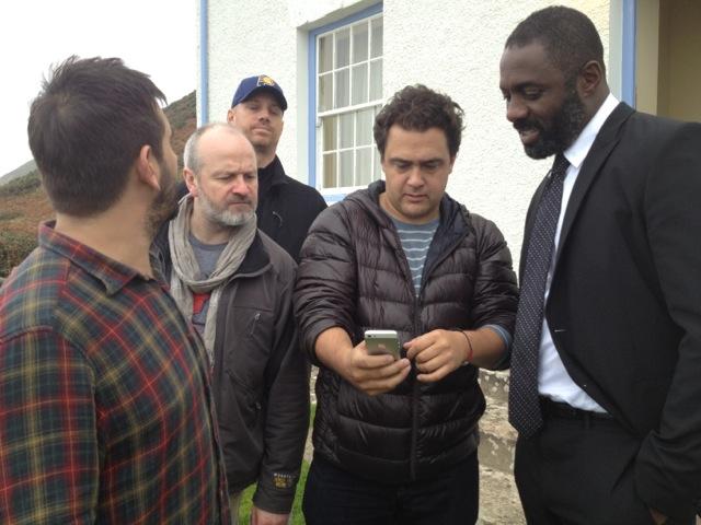 Idris Elba & Dan Cadan