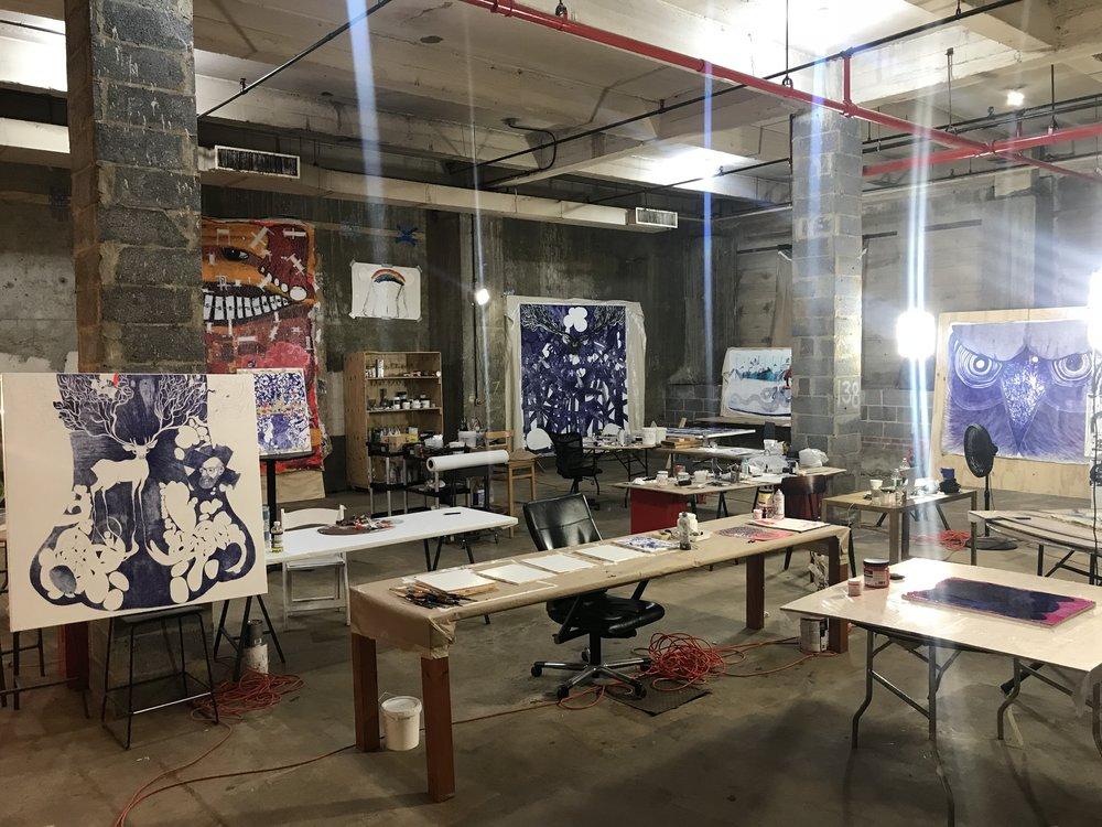 studio view NYC 2018