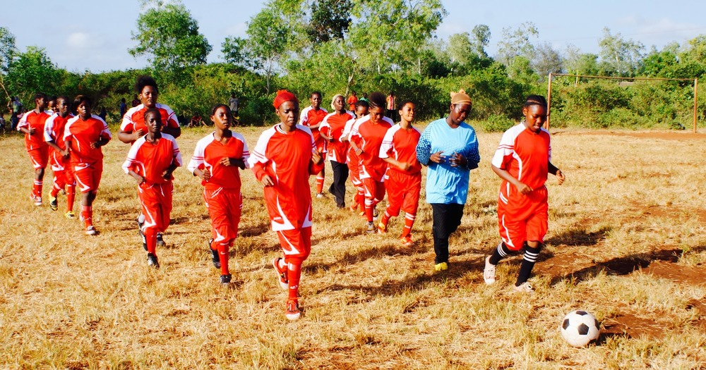 """Zanzibar Soccer Dreams"" tells the story of a remarkable group of women from Zanzibar who are fighting for the right to play soccer. It will have its World premiere at the closing night of the Canadian Sport Film Festival in Toronto on Sunday, May 22."