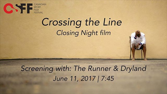 What a weekend! Thank you to everyone that has taken part so far! Our Closing Night film Crossing the Line is screening at 7:45PM so if you want to do something interesting and fun tonight we suggest you get some tickets and join us! Link in bio! #CSFF17 #crossingtheline