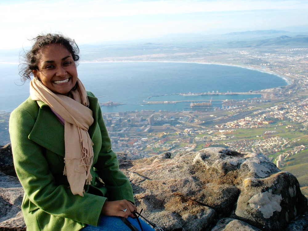 MY FIRST WORK TRIP TO CAPE TOWN, SOUTH AFRICA IN 2006
