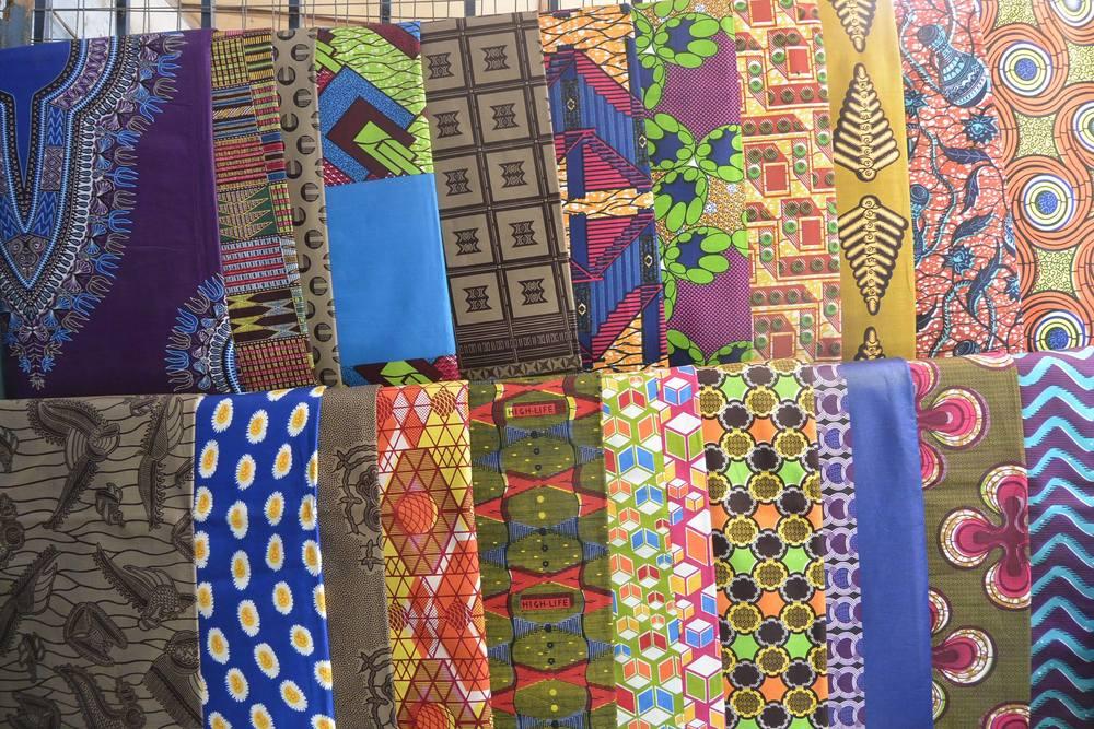 BOLD GHANIAN PRINTS