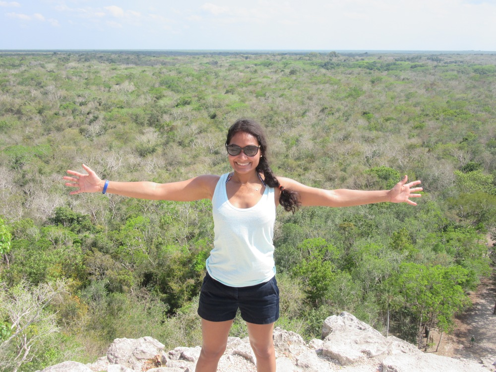 SERIOUSLY? WHAT ARE YOU WAITING FOR? - (LOCATION: IN COBA, MEXICO)