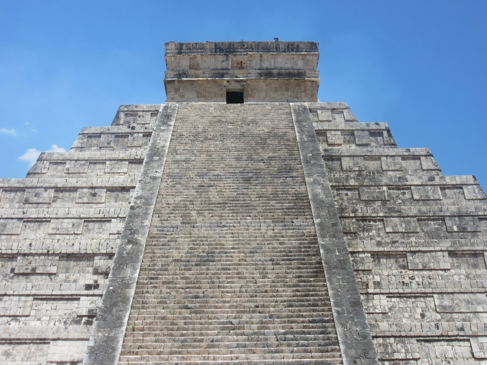 TAKE A ROAD TRIP TO CHICHEN ITZA