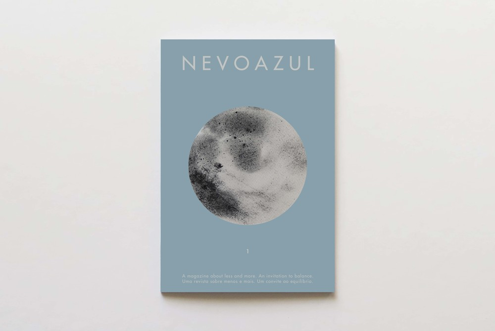 NEVOAZUL first issue