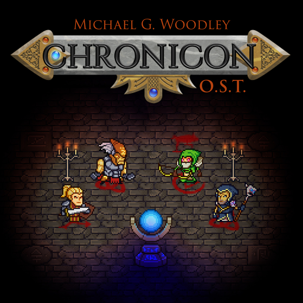 Chronicon OST by Michael G. Woodley