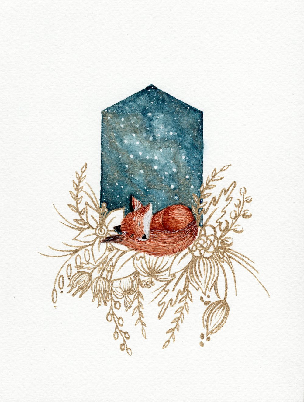 Asleep with the Stars
