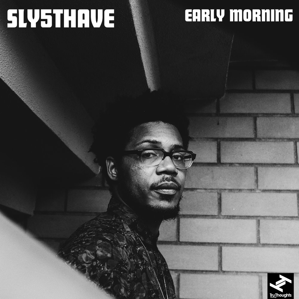 Out 25th August, - Multi-instrumentalist, composer, arranger and producer Sly5thAve drops new digital single Early Morning. Recorded on the fly whilst touring with Quantic, this orchestral composition captivates like the dawn breaking over Brooklyn.