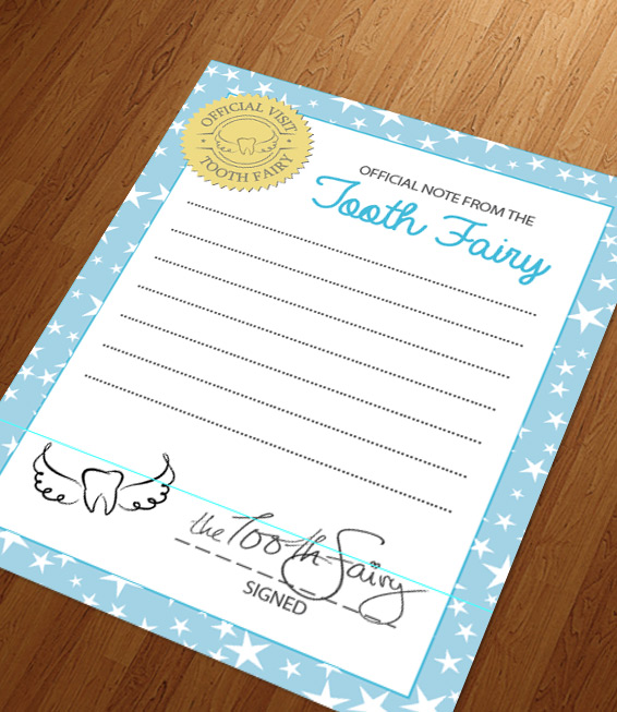 Tooth Fairy Certificates And Other Printables Tooth Fairy Booth