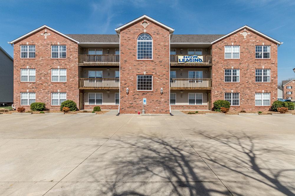 Brookside Apartments Ou0027Fallon Illinois 2