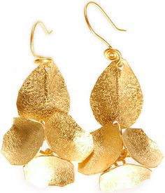 Beautiful earrings by Melanie Falvey