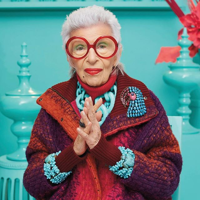 This week our Inspiring Creative Women of the week is the amazing Iris Apfel because she is exceptional lady.  Iris Apfel is an american businesswomen, interior designer, and fashion icon.  For more information about Iris Apfel click on the link in our bio. #womanofthemonth #womenoftheweek #inspiringwomen #businesswoman #business #fashion #fashionworld #createabusiness #inspiration #futurisfemale #annawintour #bossoffashion #makersgonnamake #pictureoftheday #entrepreneur #entrepreneurship #entrepreneurlife #entrepreneurwoman #womens #woman