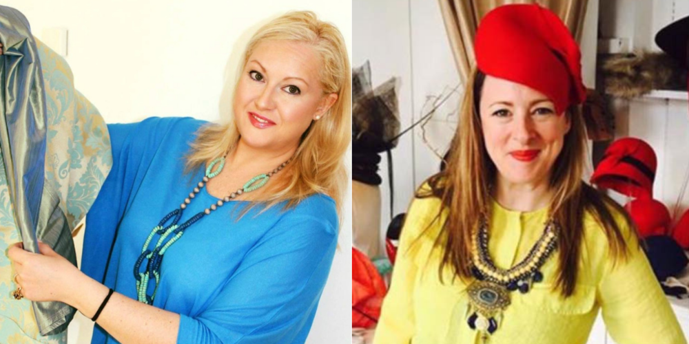 Free training session with Melanie Falvey and Katherine Elizabeth Millinery