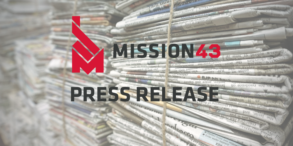 Click here for the March 14, 2017 Press Release.