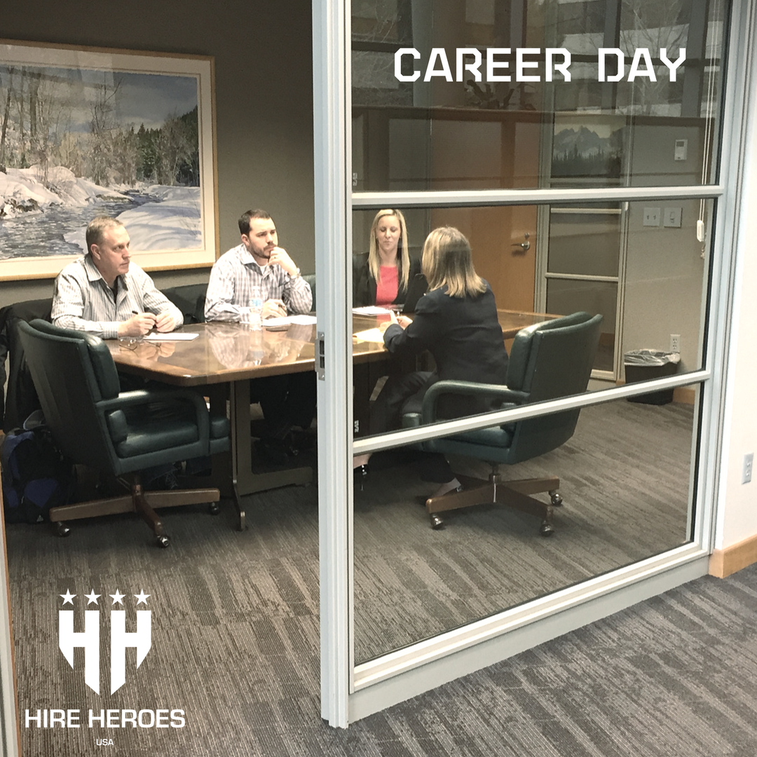 Hire Heroes USA Career Day