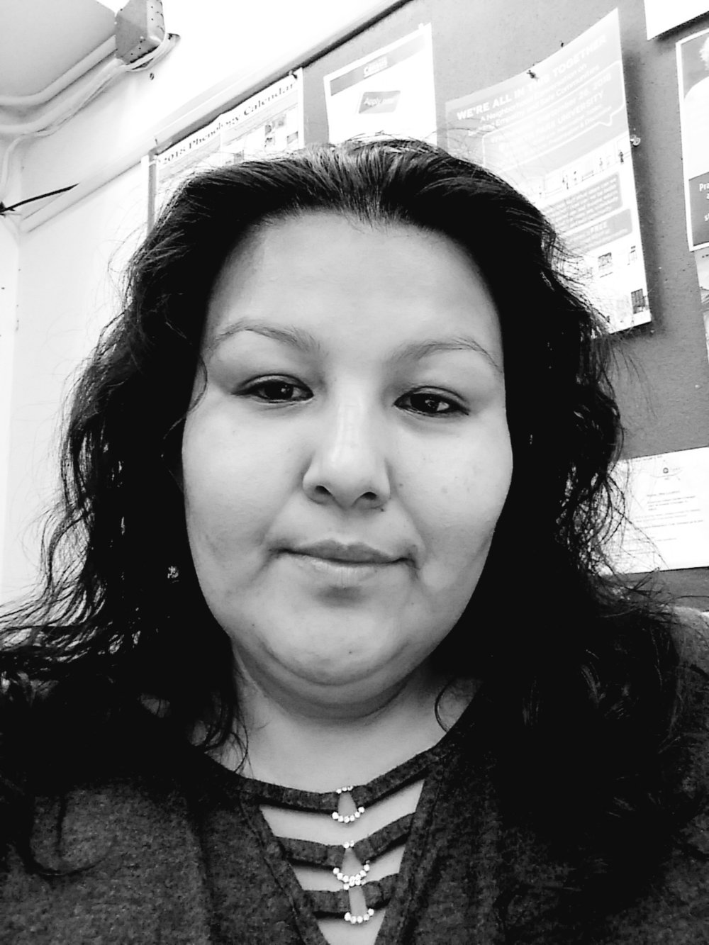 Stephanie Taylor - Bookkeeper and Administrative AssistantOjibwe, Ponca & Siouxsteph@aicchicago.org